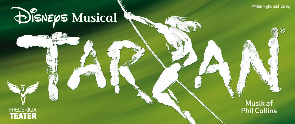 DISNEYS MUSICAL TARZAN