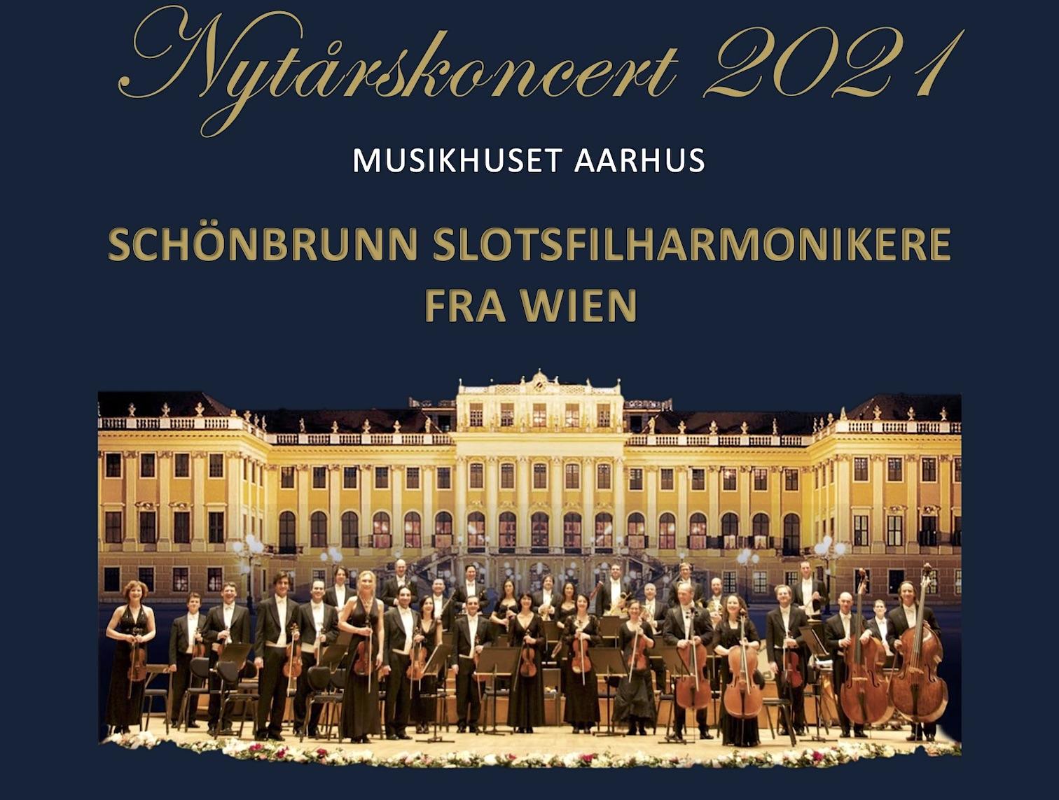 NYTÅRSKONCERT m. SCHöNBRUNNS