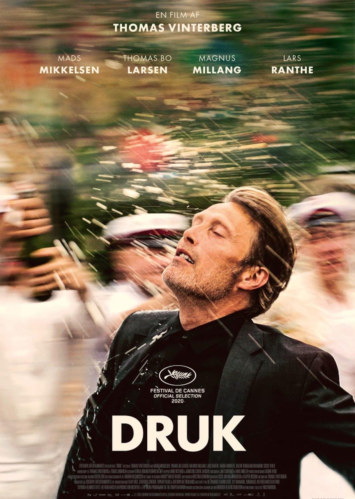 "ZENTROPA - ""DRUK"" FORPREMIERE"