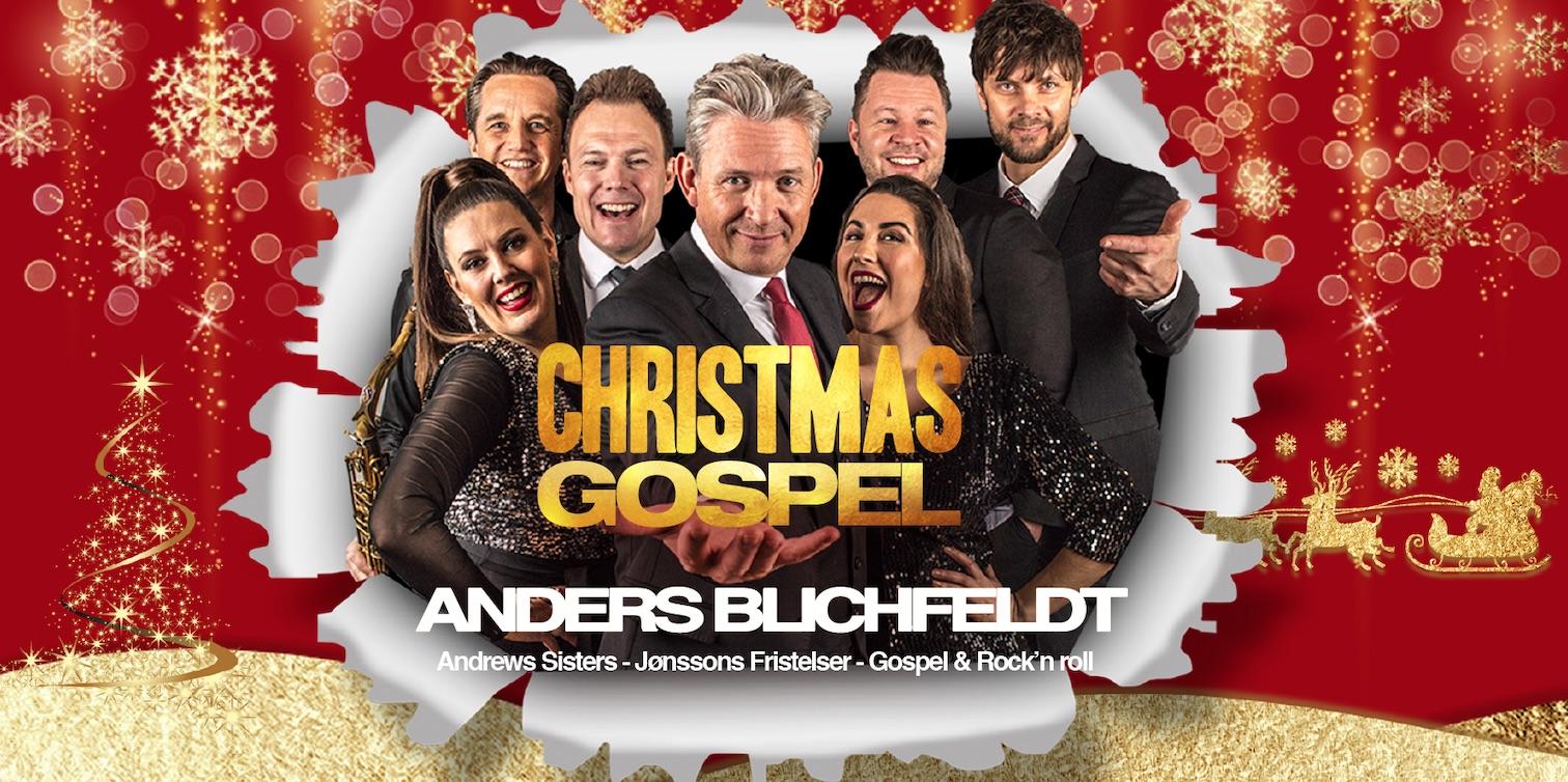 BLICHFELDT'S CHRISTMAS GOSPEL