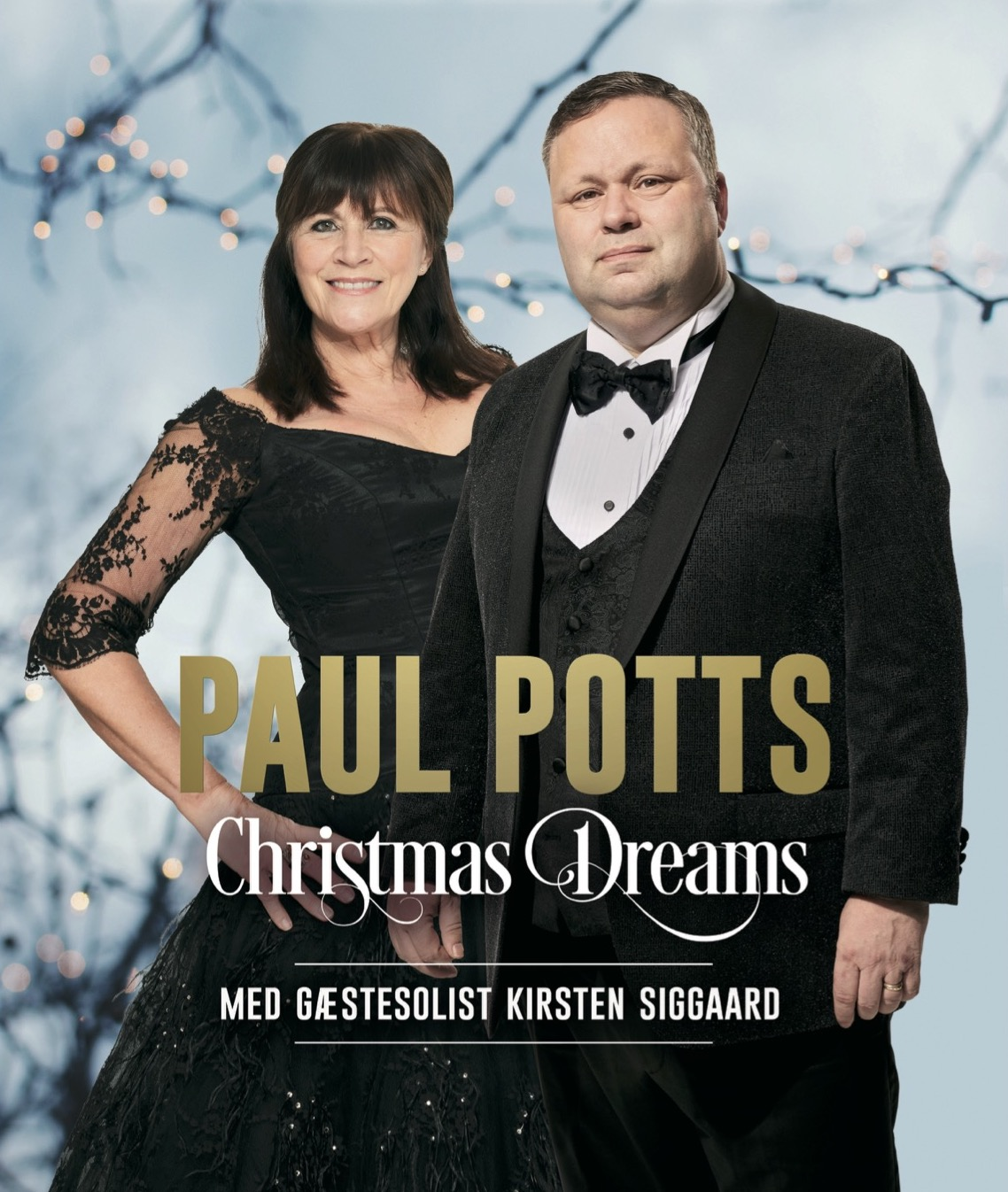 PAUL POTTS - CHRISTMAS DREAMS