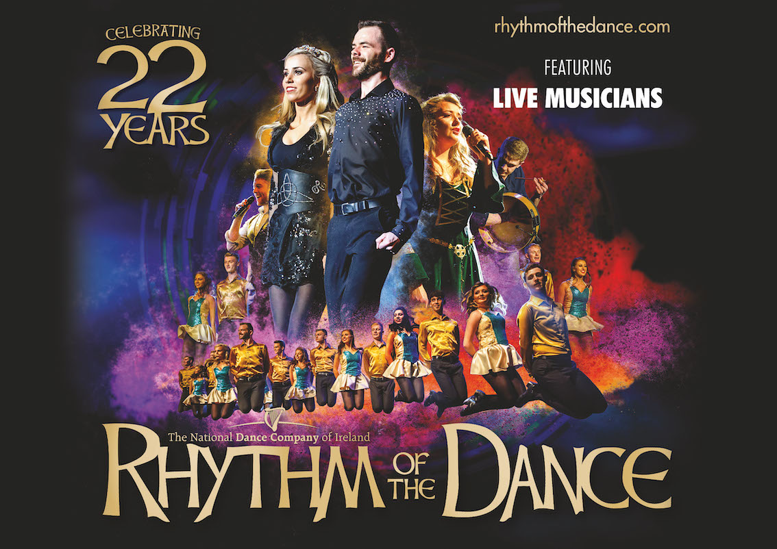 RHYTHM OF THE DANCE I TIVOLI