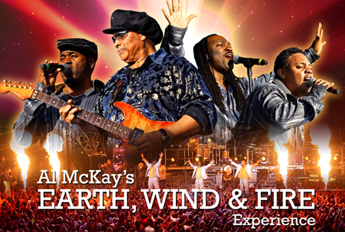 EARTH WIND & FIRE F. AL MCKAY