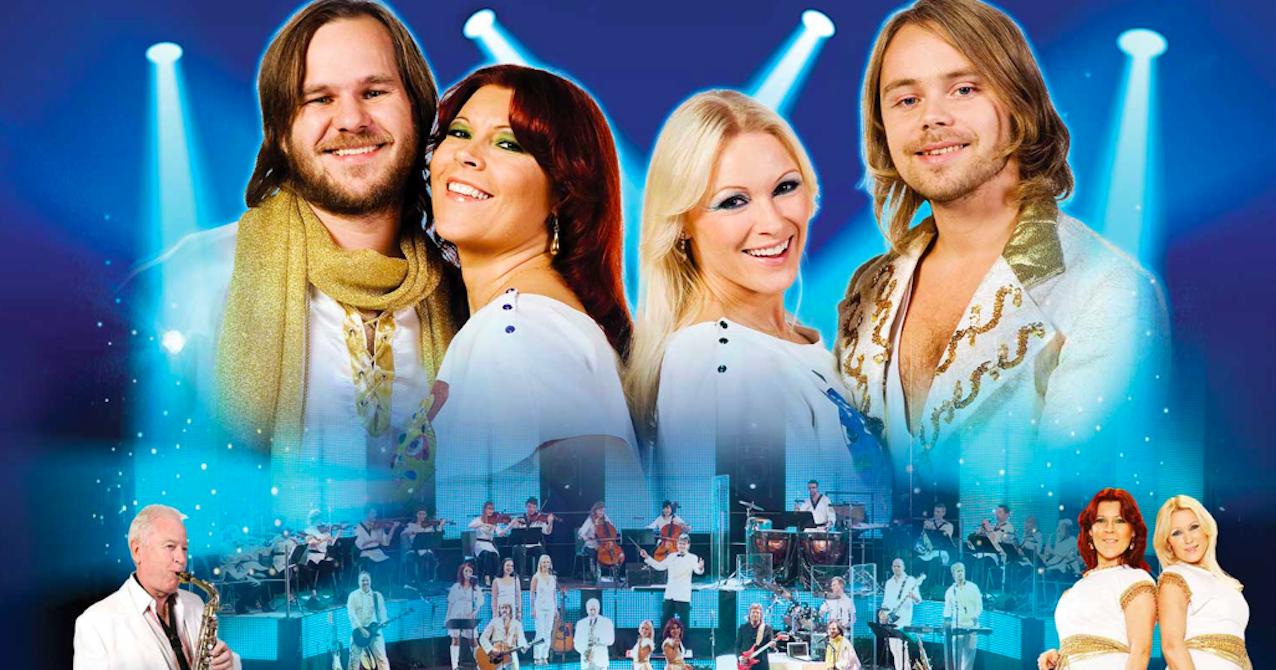 ABBA - THE SHOW CERES ARENA